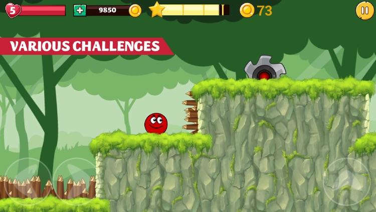 Red Ball Return screenshot-5