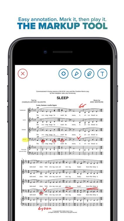 Musicnotes screenshot-4