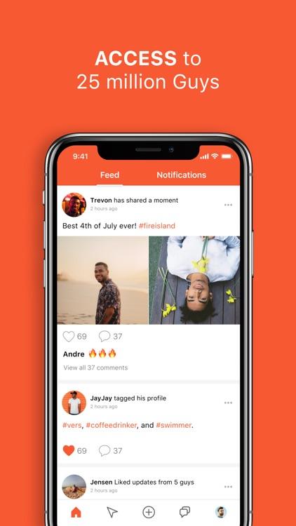 Hornet Gay Social Network screenshot-6