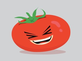 tomato emoji sticker 2019
