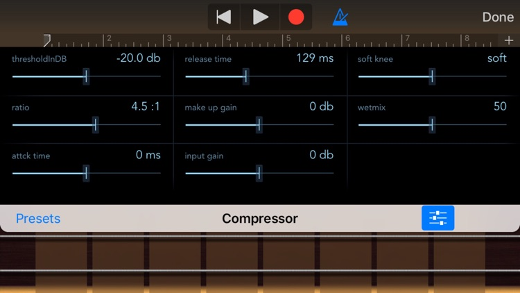 Mix Bus Compressor screenshot-4