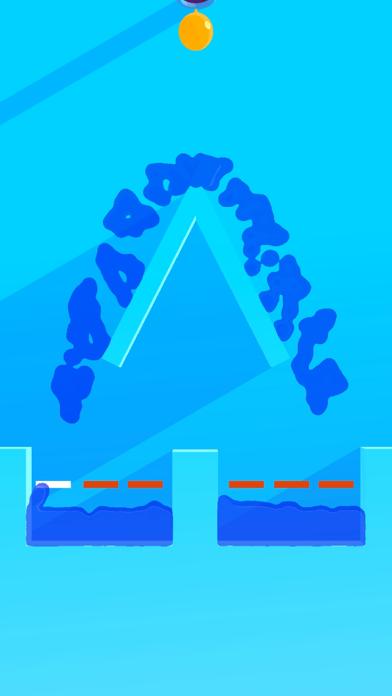 Water Drops 3D Screenshot on iOS