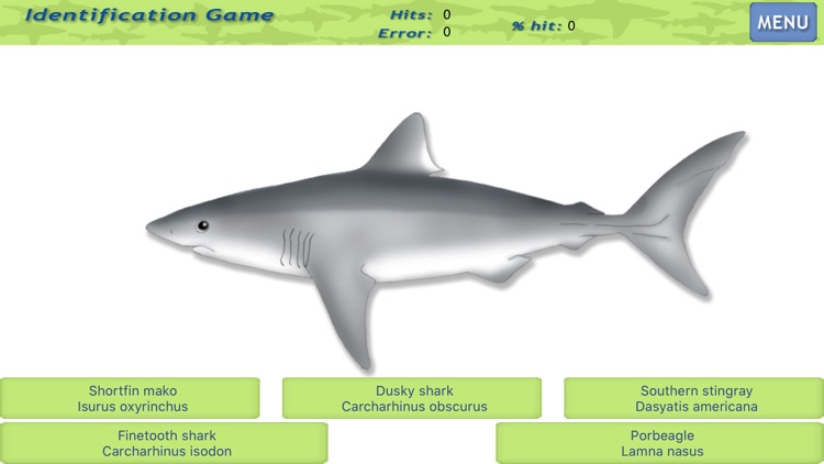 Sharks & Rays - ID Guide screenshot-3