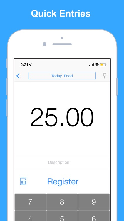 Income & Expense Tracker Zeny screenshot-0