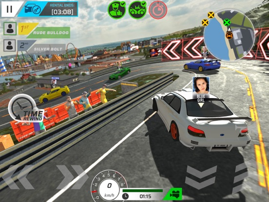 Car Drivers Online: Fun City screenshot 4