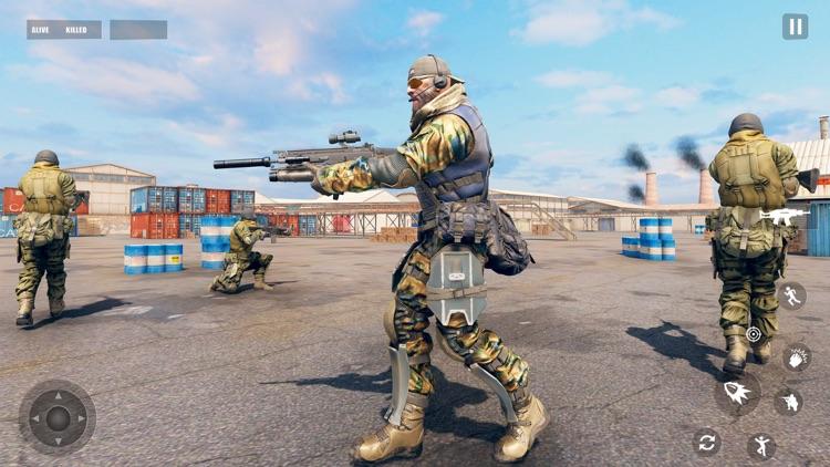 Killer Shooting Strike 3D