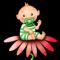 App Icon for WomanLog Baby kalender App in Denmark IOS App Store