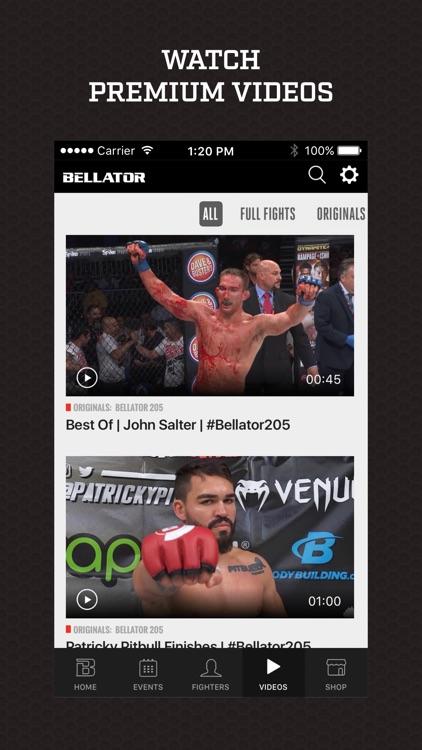 Bellator MMA screenshot-4