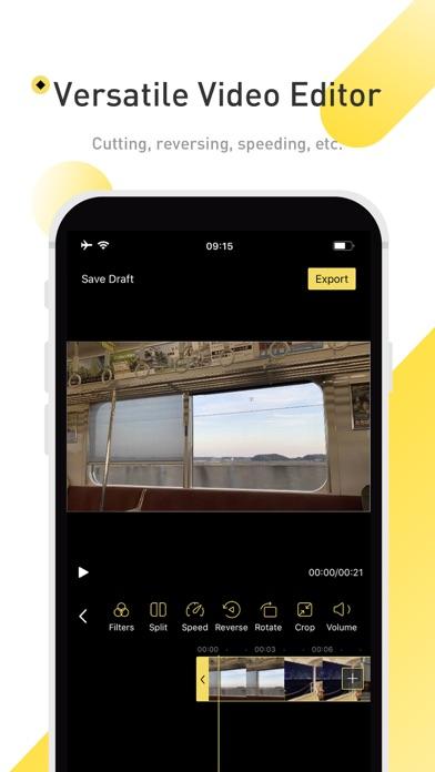 BeeCut-動画編集アプリのおすすめ画像1