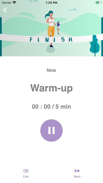 Walking app for weight loss screenshot-3