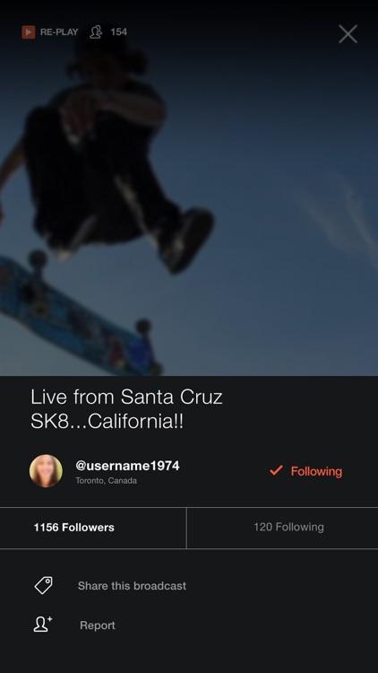 Peeks Social - Live Video screenshot-3
