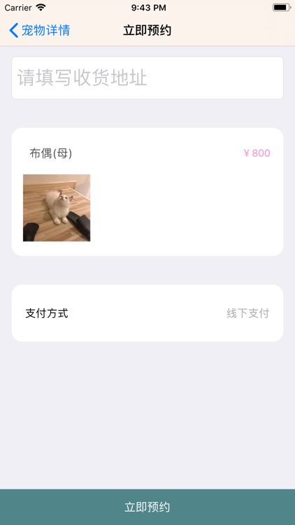猫咪社 screenshot-2