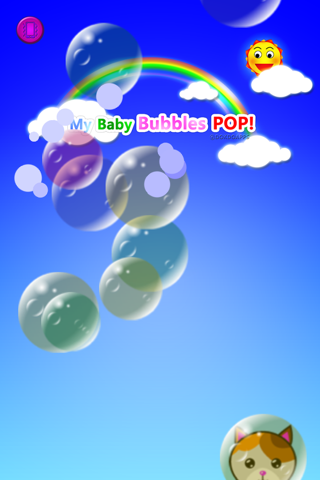 My baby game (Bubbles pop!) - náhled