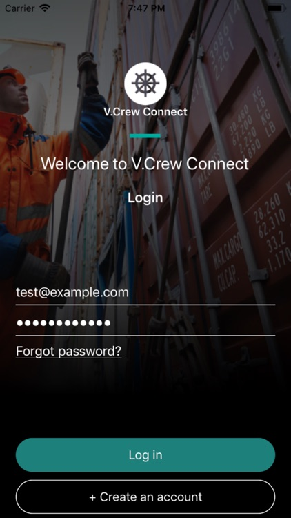 V.Crew Connect screenshot-0