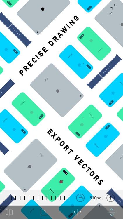 CREATE Pro - Design Graphics screenshot-5