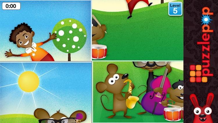 Puzzle Pop - Duck Duck Moose screenshot-3
