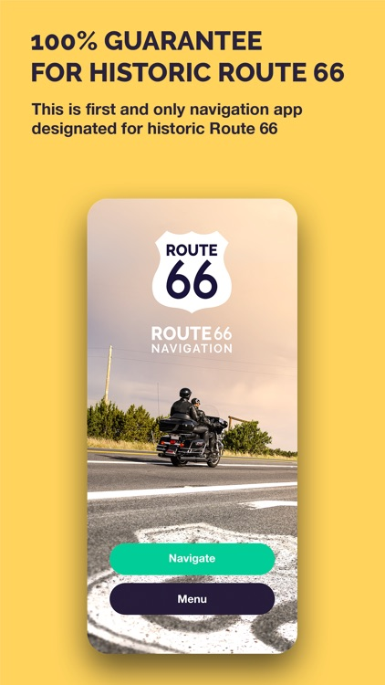 Route 66 Navigation screenshot-1