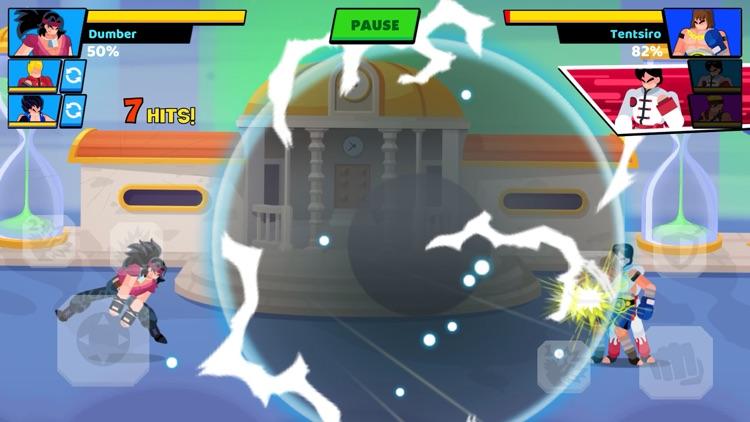 Stick Warriors 2 screenshot-4