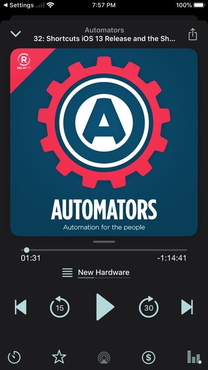Castamatic Podcast Player screenshot-3