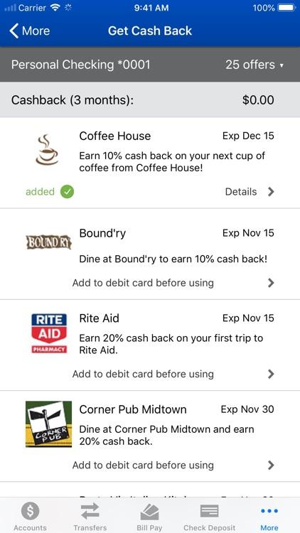CCU Mobile Banking screenshot-6