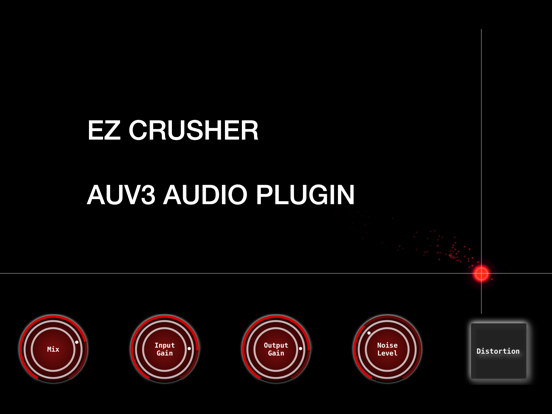 EZ Crusher - AUV3 Audio FX