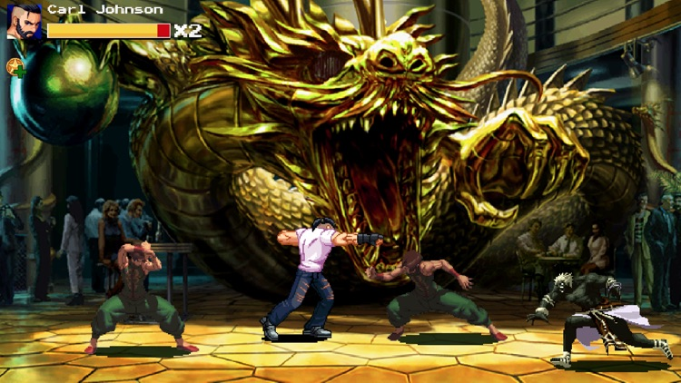Fight 4 Survival screenshot-3