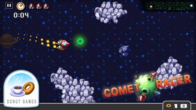 Screenshot from Comet Racer