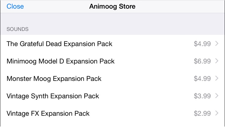 Animoog for iPhone screenshot-4