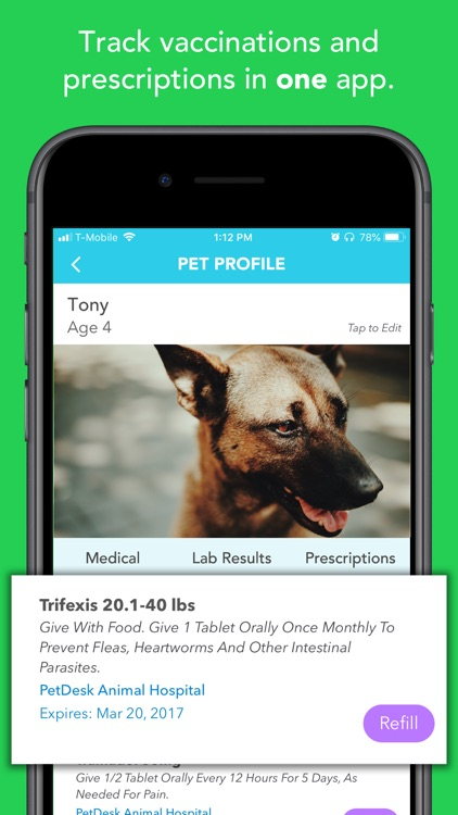 PetDesk screenshot-0
