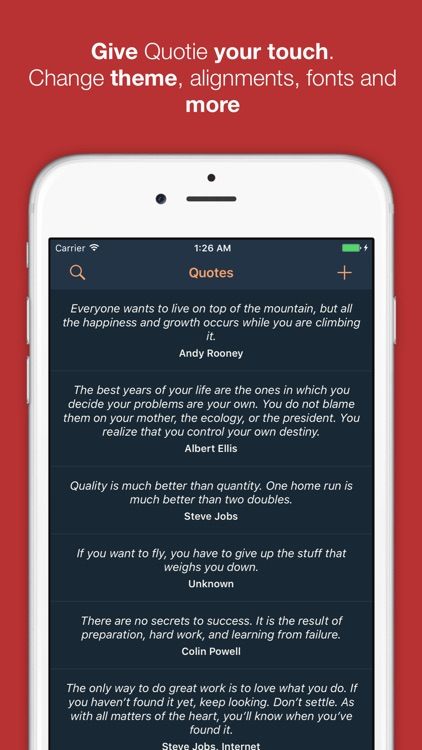 Quotie Pro screenshot-3
