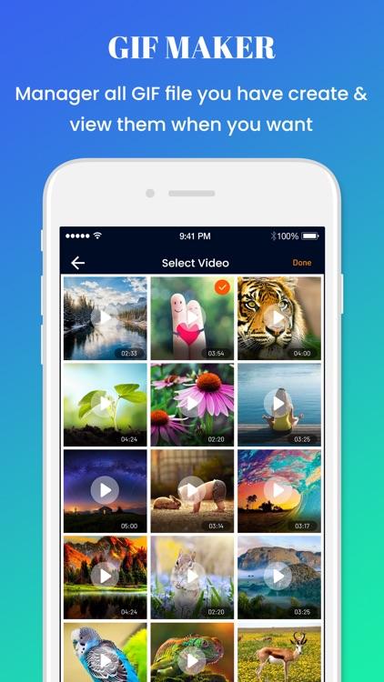 GIF Maker : Images To GIF screenshot-3