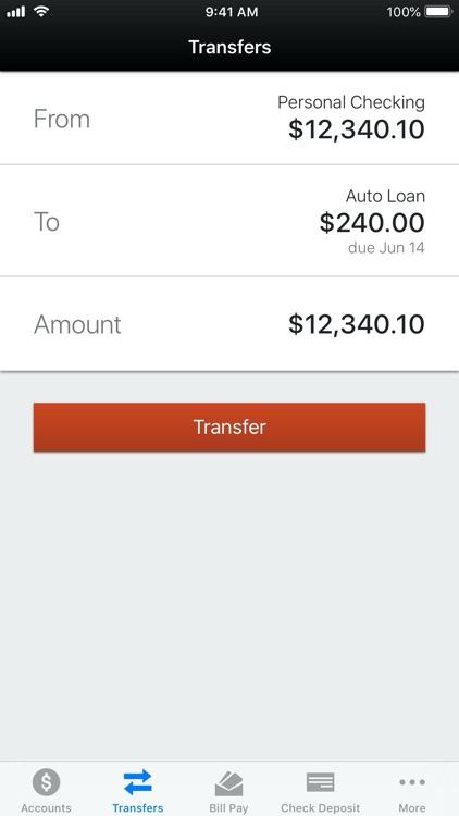 1st Source Bank Mobile Banking screenshot-3