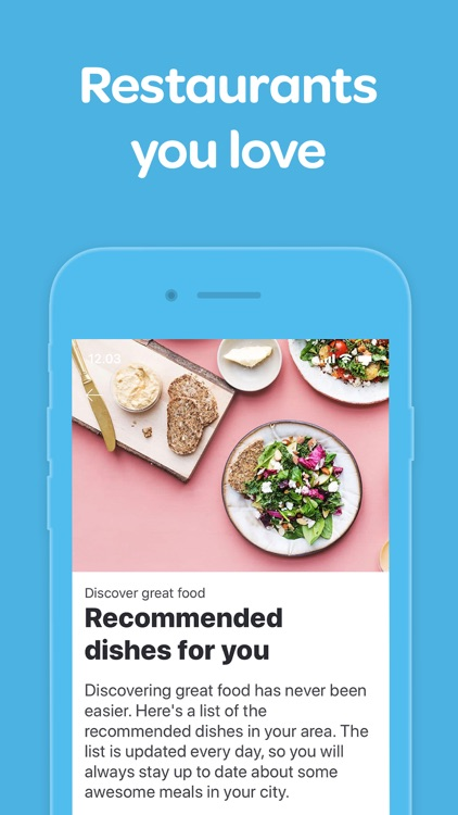 Wolt: Food delivery screenshot-2