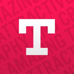 Ícone do app Typorama: Text on Photo Editor
