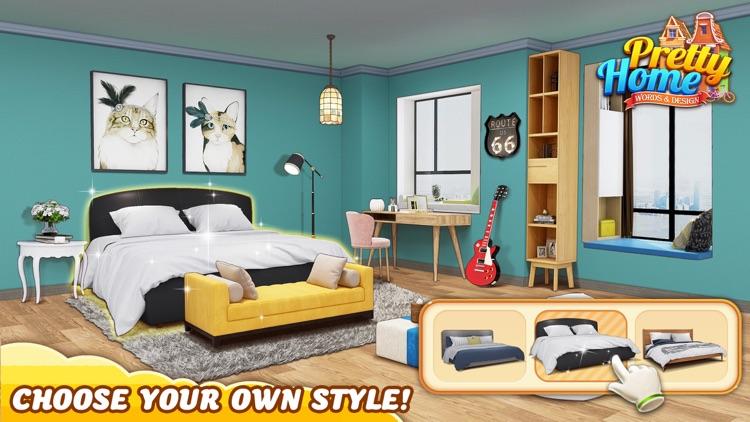 Pretty Home - Words & Design