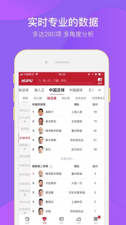 虎扑-篮球x足球x电竞 screenshot-5