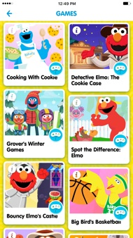 Sesame Street iphone images