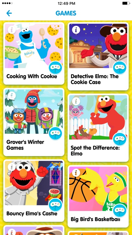 Sesame Street screenshot-3