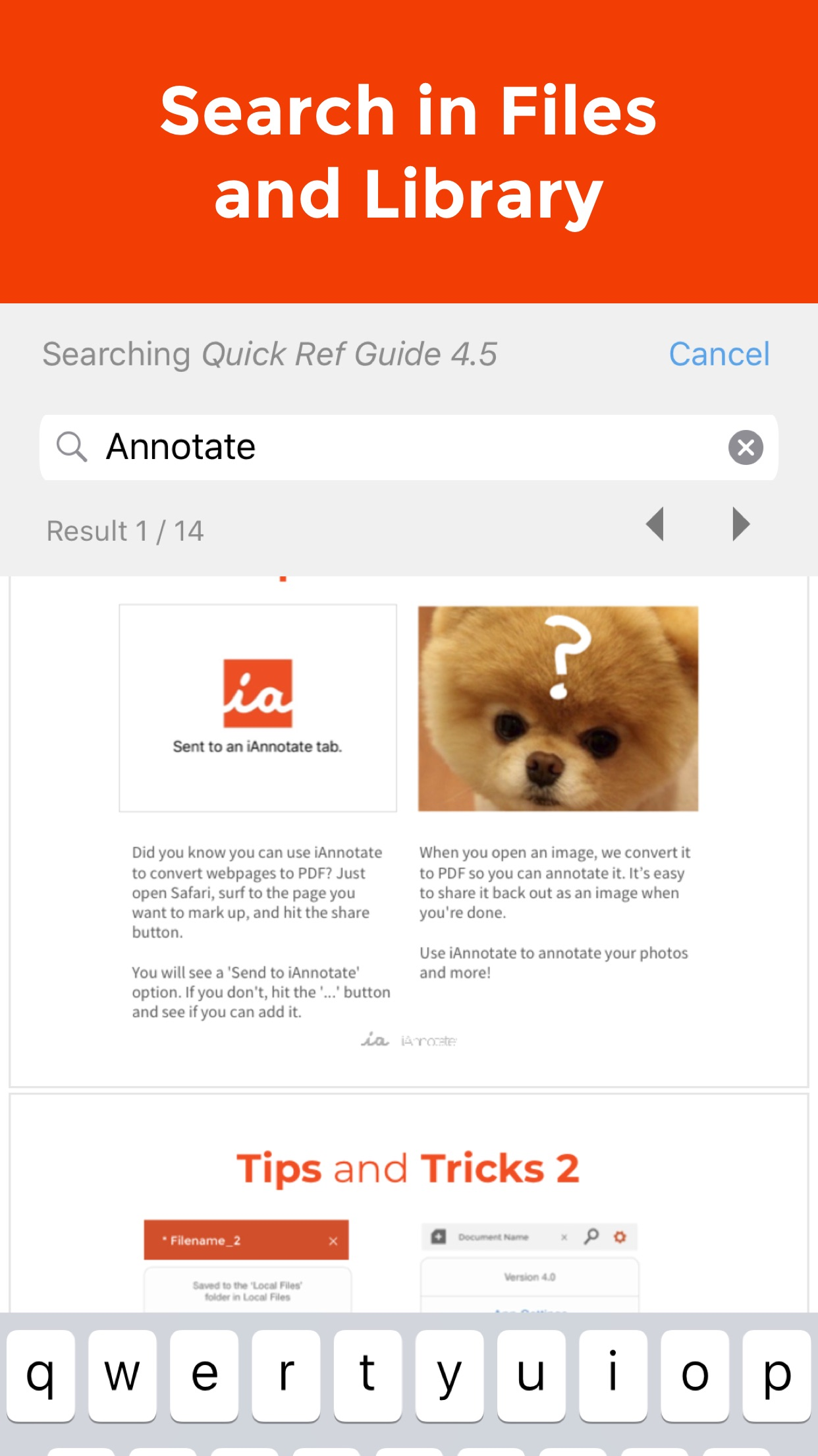 iAnnotate 4 — PDFs & more Screenshot