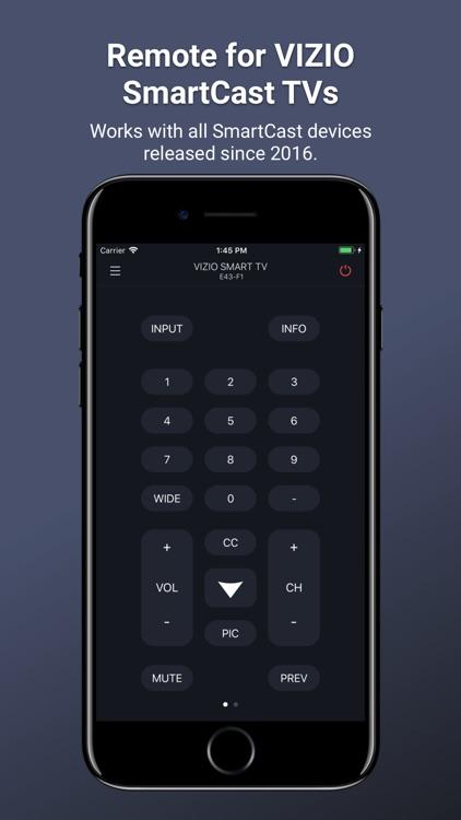 Remote for Vizio ·