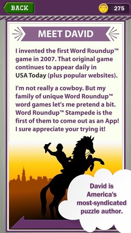 Word Roundup Stampede - Search screenshot-4