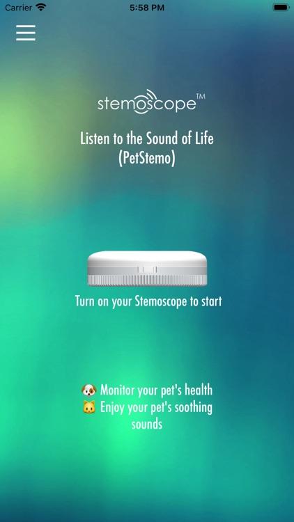 PetStemo: Monitor pet health