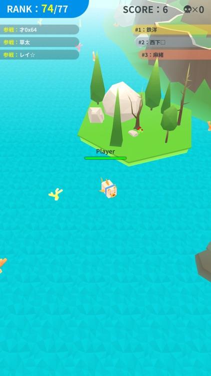 どうぶつの海オンライン screenshot-0