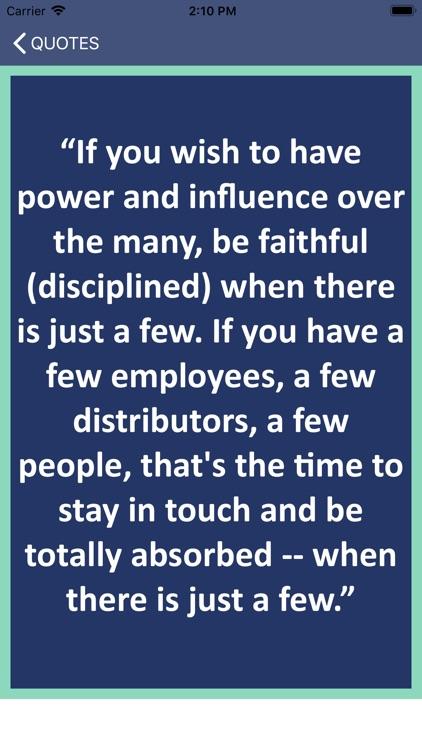 Jim Rohn's Wisdom screenshot-6