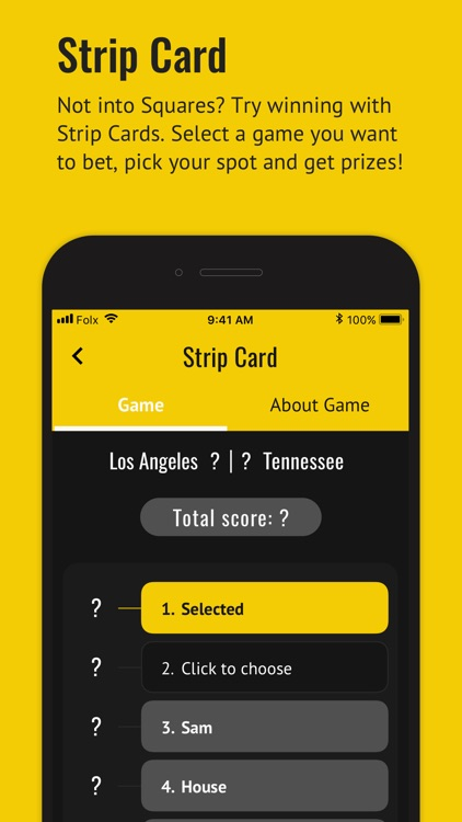 ScoreSplit screenshot-4