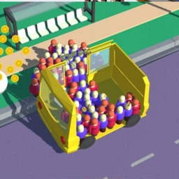 fit the bus 3D : crowd town