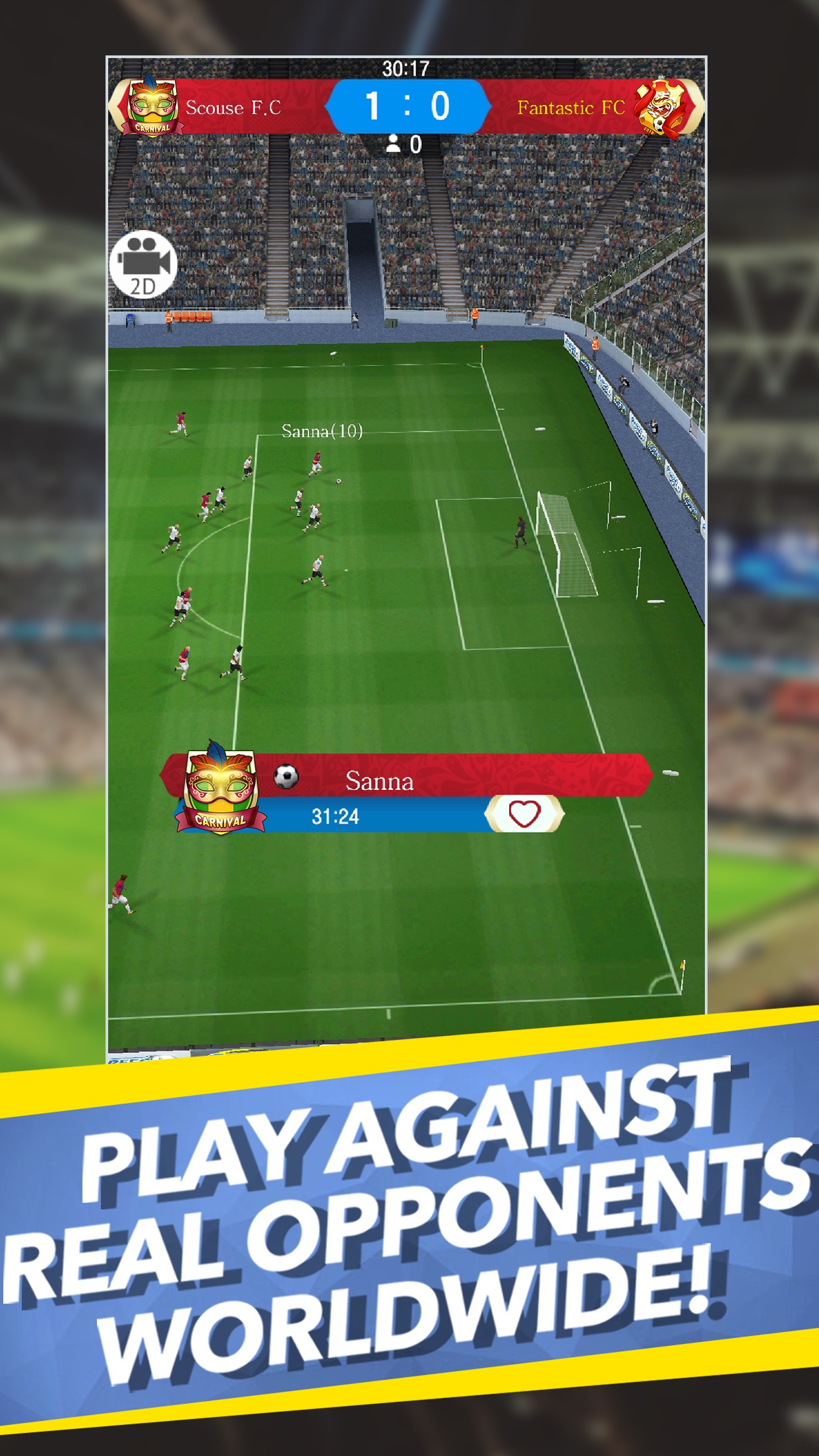 Top Football Manager 2020 Screenshot