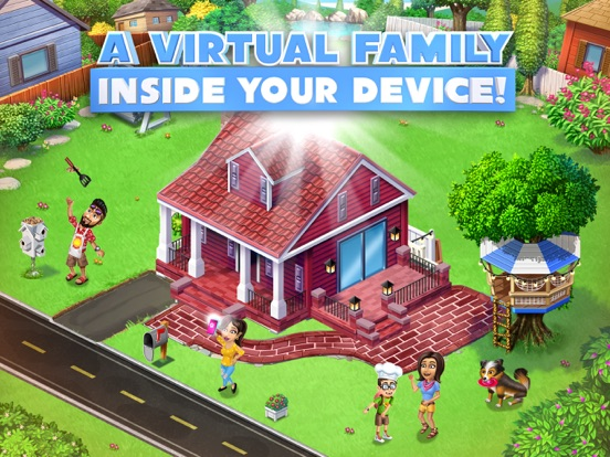Virtual Families: Cook Offのおすすめ画像3