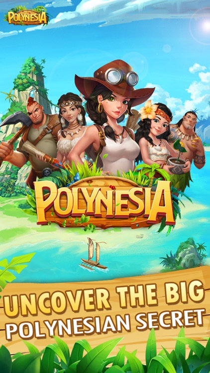 Polynesia Adventure screenshot-0