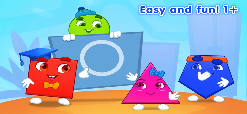 Learn Shapes. Smart Busy Games Cheat Codes